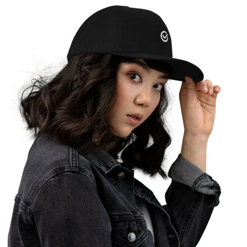 Black Classic Cap