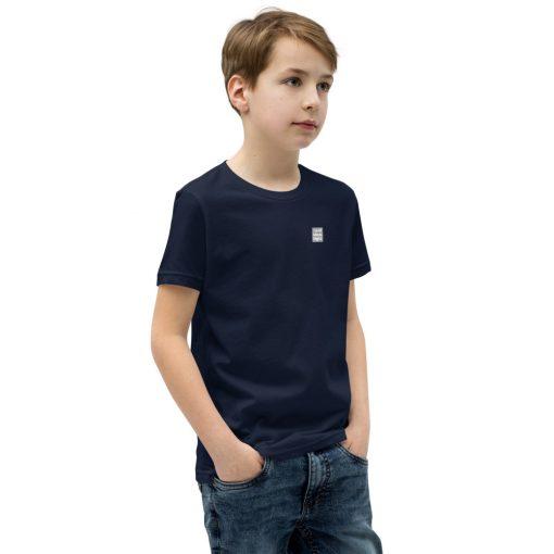 Navy Cotton Premium T-Shirt