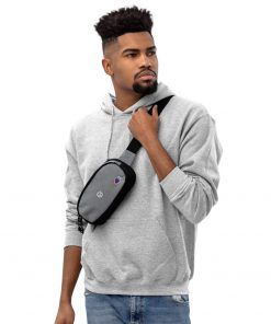 Gray Premium Bum Bag