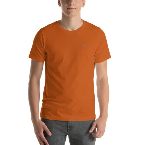 Orange Green Classic T-Shirt