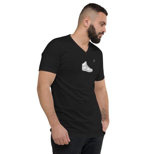 Born in the 80s Hi-Top black T-Shirts