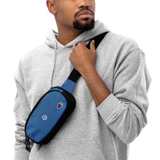 Blue Premium Bum Bag
