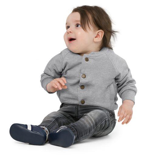 Cotton Baby Bomber Jacket