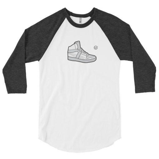 Retro Hi-Top 3/4 Sleeve Raglan Shirt