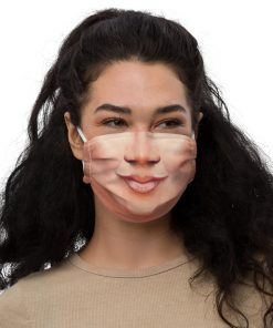 Real Face Covid Masks - Woman