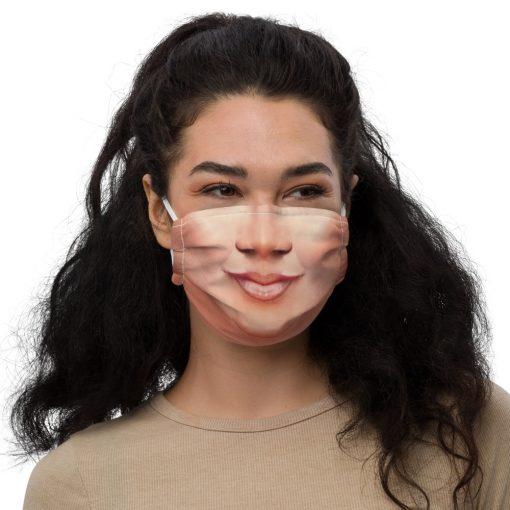 Real Face Covid Masks - Woman