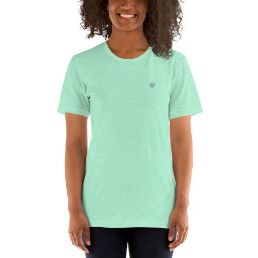 Light Green Classic T-Shirt