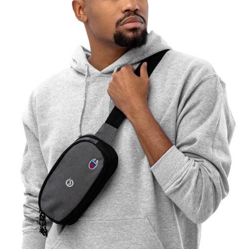 Charcoal Premium Bum Bag