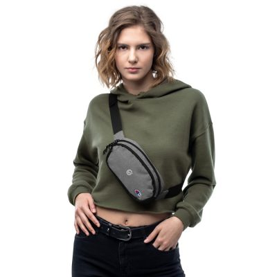 Gray Premium Bum Bag
