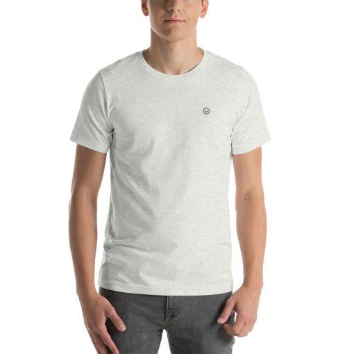 White Classic Cotton T-Shirt