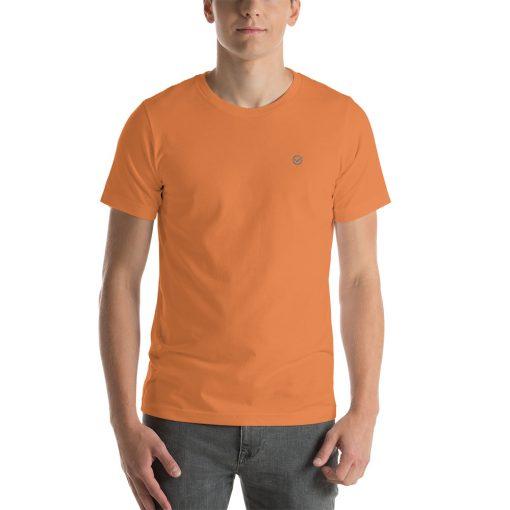 Light Orange Green Classic T-Shirt