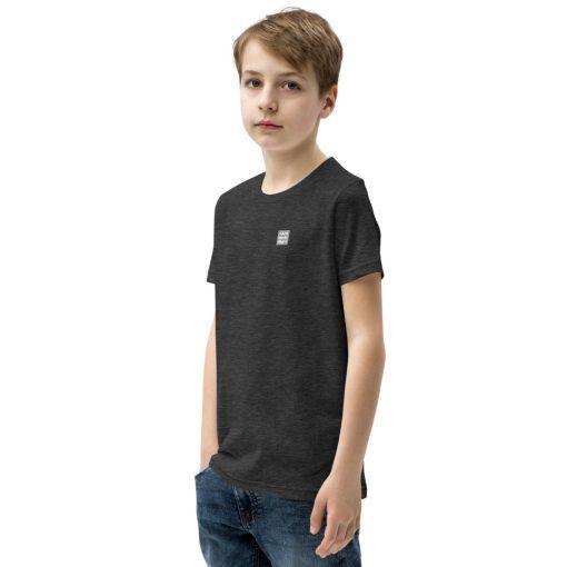 Charcoal Cotton Premium T-Shirt
