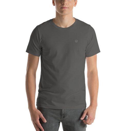 Gray Classic T-Shirt