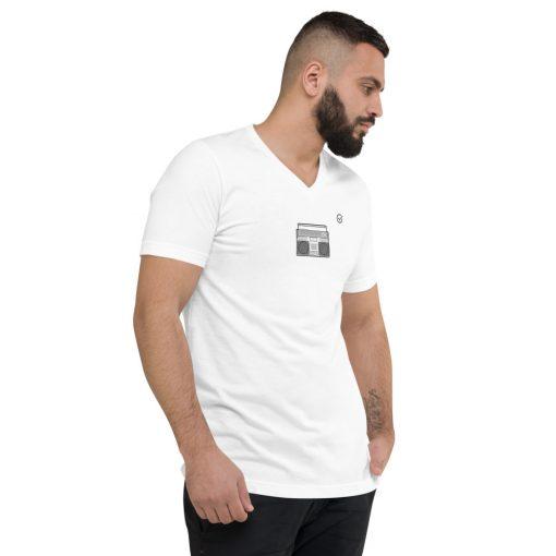 Born in the 80s Ghetto Blaster T-Shirts