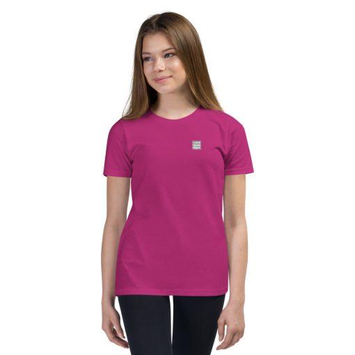 Pink Cotton Premium T-Shirt