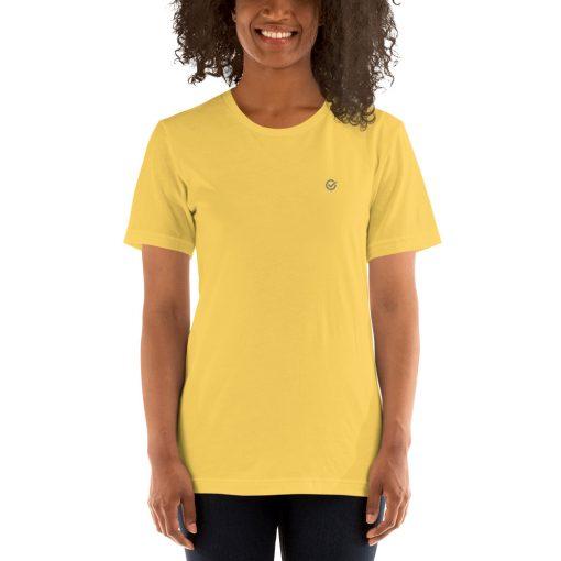 Light Yellow Classic T-Shirt