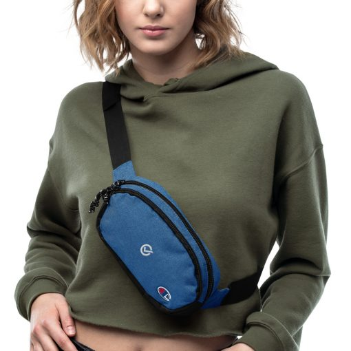 Blue Premium Bum Bag